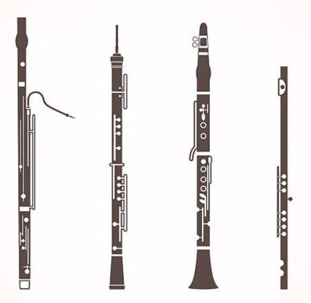 Picture for category General Woodwinds / Ensembles / Band Repertoire