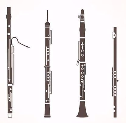 Picture of W2900 - Woodwind Trios